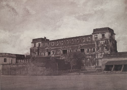 Part of the Palace in the fort [Tiruchchirappalli]